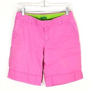 Lilly Pulitzer 'Palm Beach Fit' Pink Green Shorts